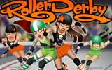 Игровой аппарат Roller Derby