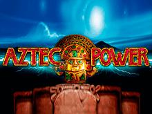 Игровой аппарат Сила Ацтеков